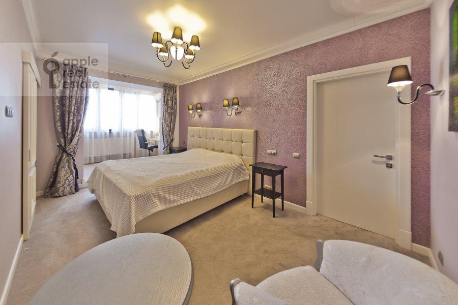 Спальня в 4-комнатной квартире по адресу Бакунинская ул. 26-30c1