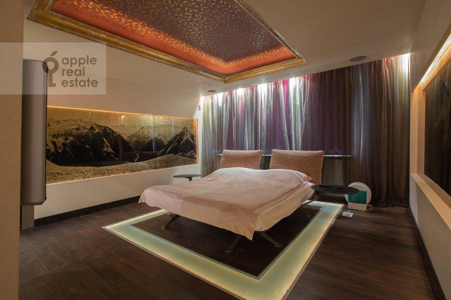 Bedroom of the 2-room apartment at Tverskaya-Yamskaya 4-ya ul. 22