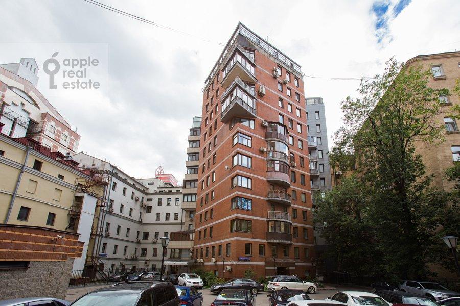 Photo of the house of the 2-room apartment at Tverskaya-Yamskaya 4-ya ul. 22