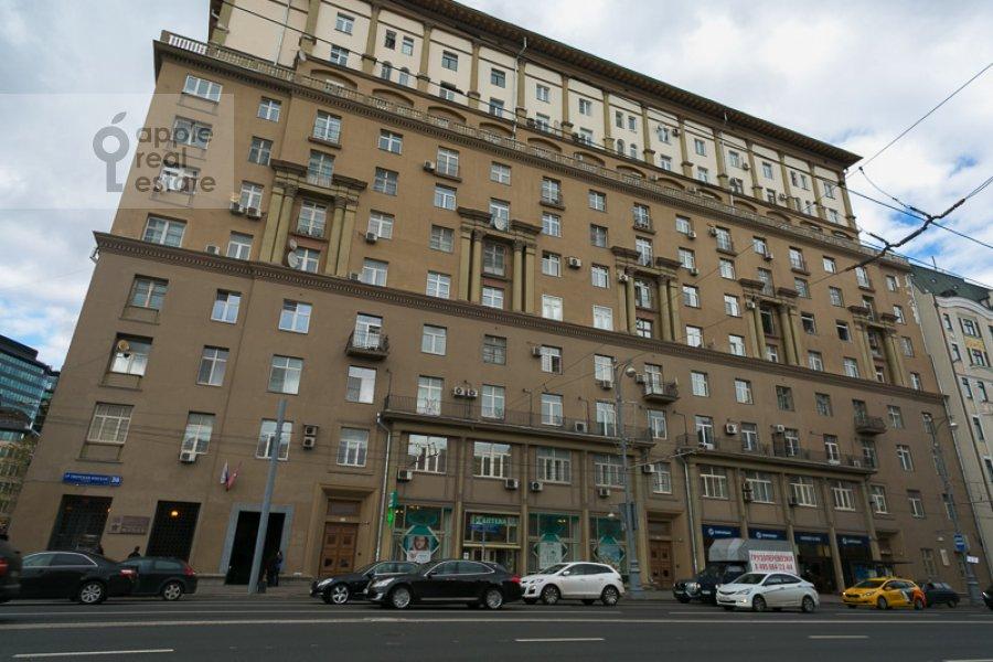 Фото дома 4-комнатной квартиры по адресу Тверская-Ямская 1-я ул. 36