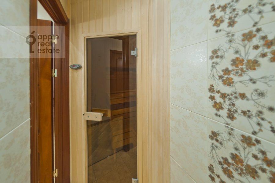 Walk-in closet / Laundry room / Storage room of the 3-room apartment at Davydkovskaya ul. 16