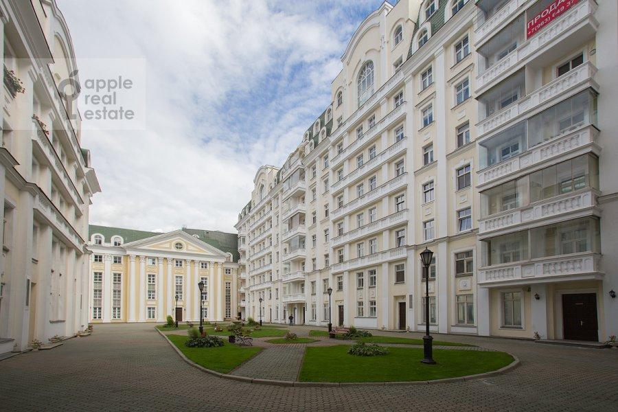 Фото дома 4-комнатной квартиры по адресу Остоженка 25