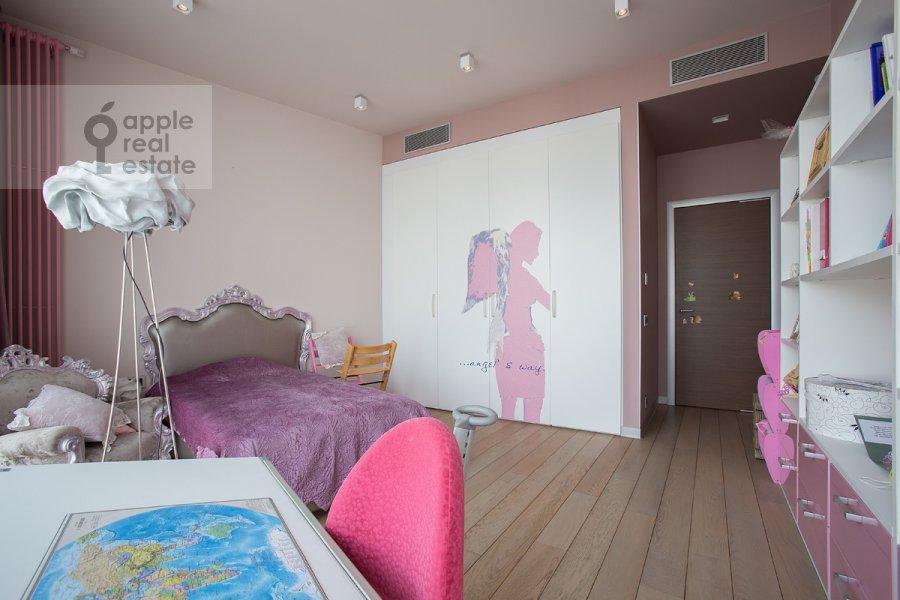 Детская комната / Кабинет в 6-комнатной квартире по адресу Ленинградское шоссе 37к1