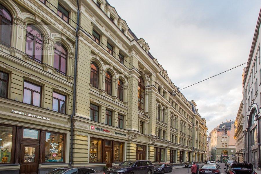 Фото дома 3-комнатной квартиры по адресу Никольская ул. 10/2с2Б