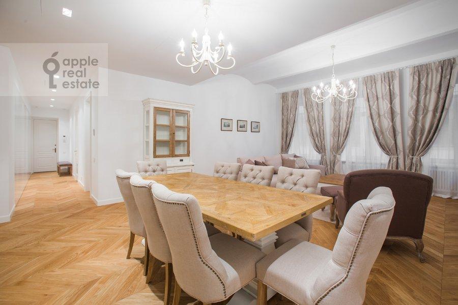 Кухня в 3-комнатной квартире по адресу Никольская ул. 10/2с2Б