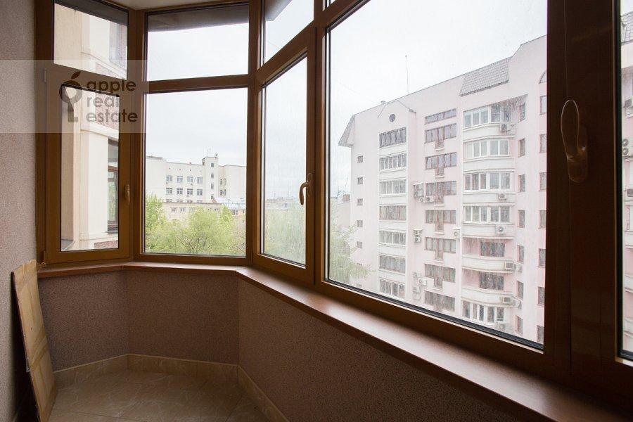 Balcony / Terrace / Loggia of the 6-room apartment at Tverskaya-Yamskaya 3-ya ul. 25
