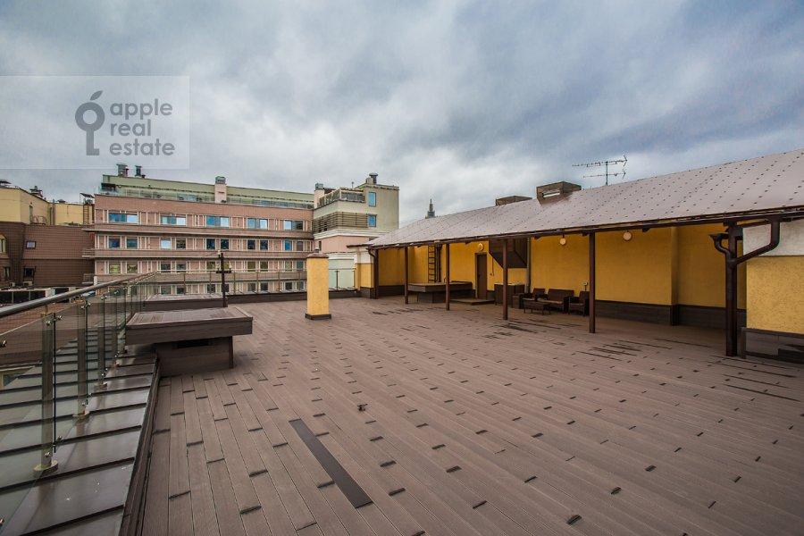 Photo of the house of the 6-room apartment at Tverskaya-Yamskaya 3-ya ul. 25