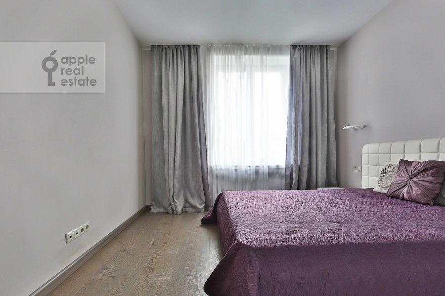 Спальня в 3-комнатной квартире по адресу Ермолаевский пер. 18А