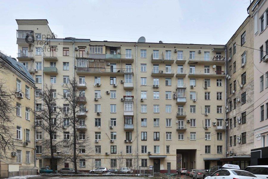 Фото дома 3-комнатной квартиры по адресу Ермолаевский пер. 18А