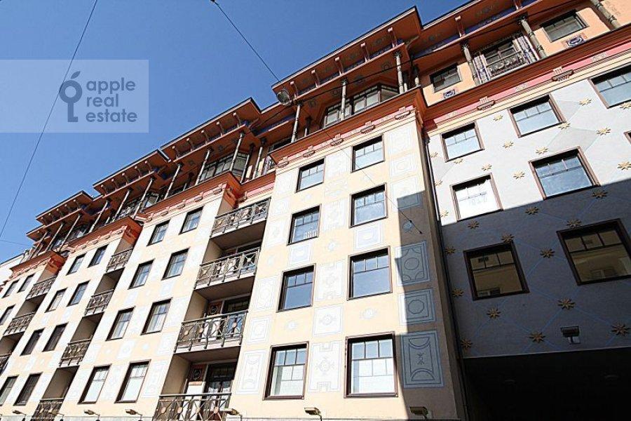 Фото дома 3-комнатной квартиры по адресу Филипповский пер. 13
