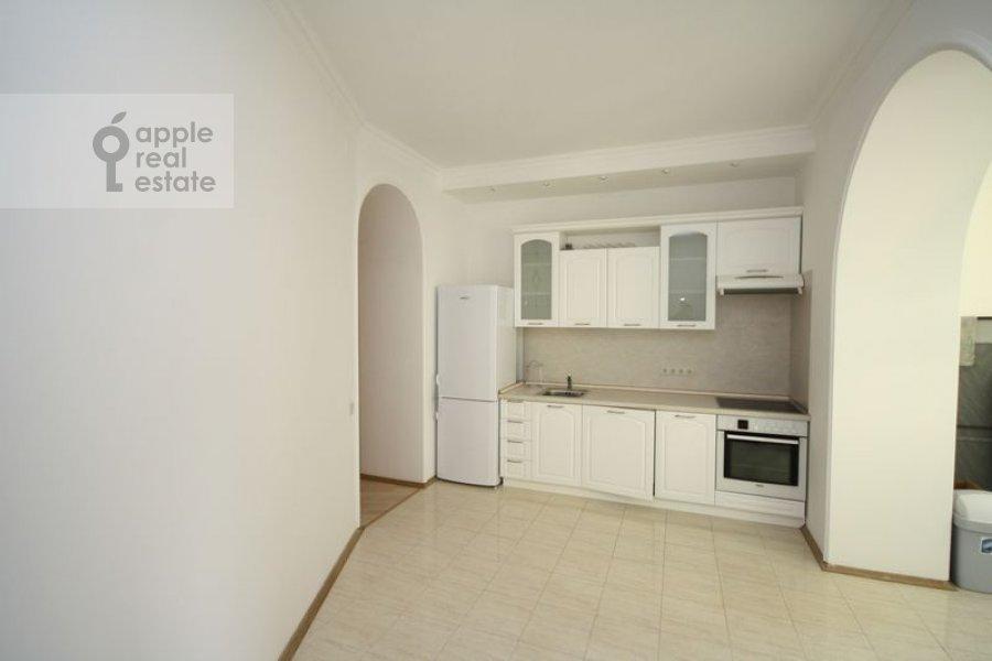 Кухня в 3-комнатной квартире по адресу Филипповский пер. 13