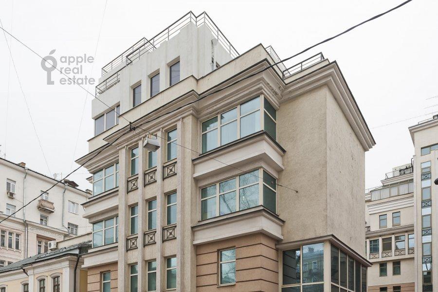 Фото дома 4-комнатной квартиры по адресу Лялин пер. 19к1