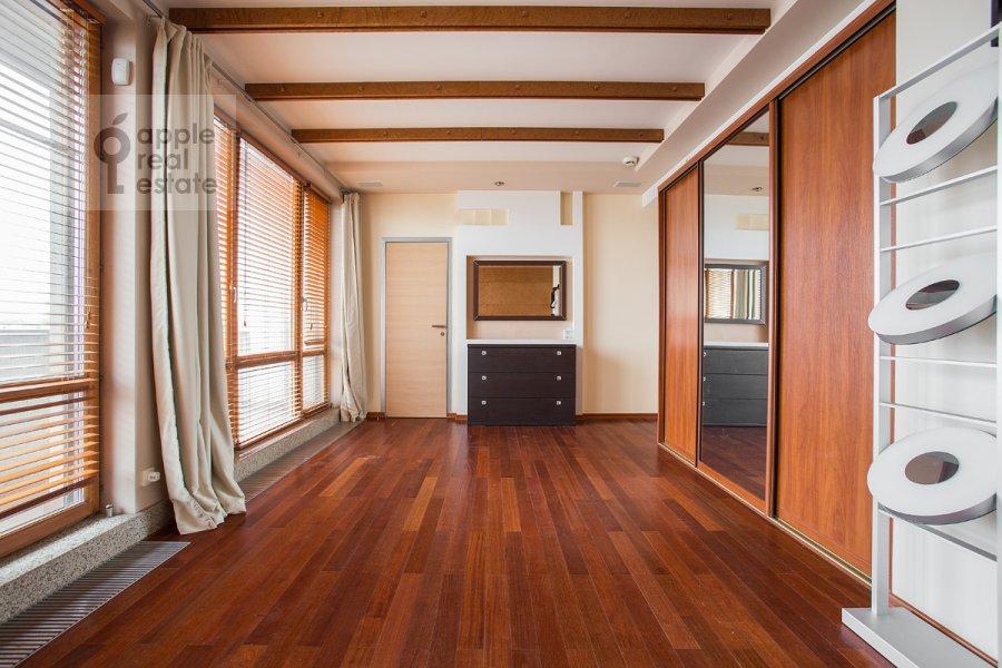 Bedroom of the 4-room apartment at Strastnoy bul'v. 10k1