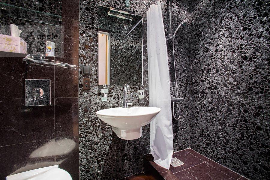 Bathroom of the 4-room apartment at Strastnoy bul'v. 10k1