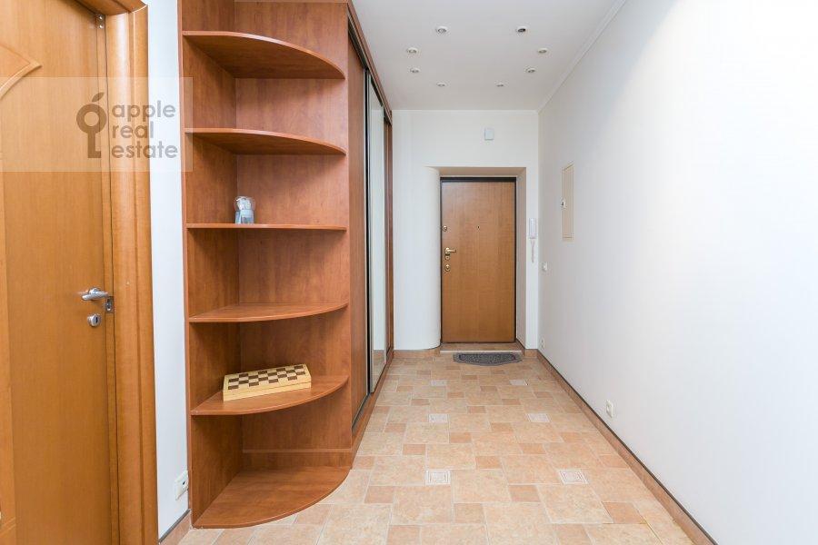Коридор в 3-комнатной квартире по адресу Новая 11