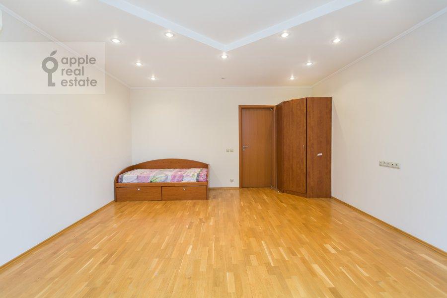 Спальня в 3-комнатной квартире по адресу Новая 11