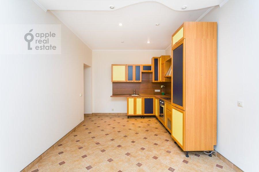 Кухня в 3-комнатной квартире по адресу Новая 11