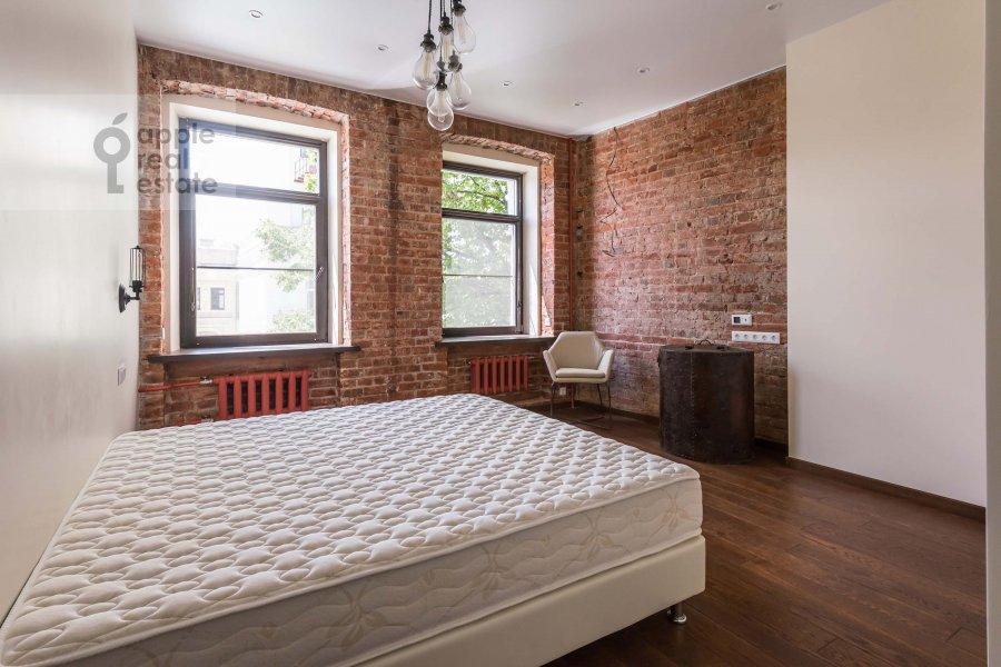 Спальня в 3-комнатной квартире по адресу Покровка ул. 25