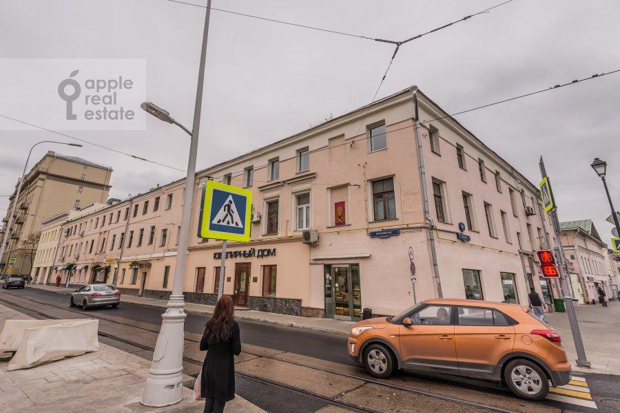 Фото дома 5-комнатной квартиры по адресу Покровка ул. 14/2с1