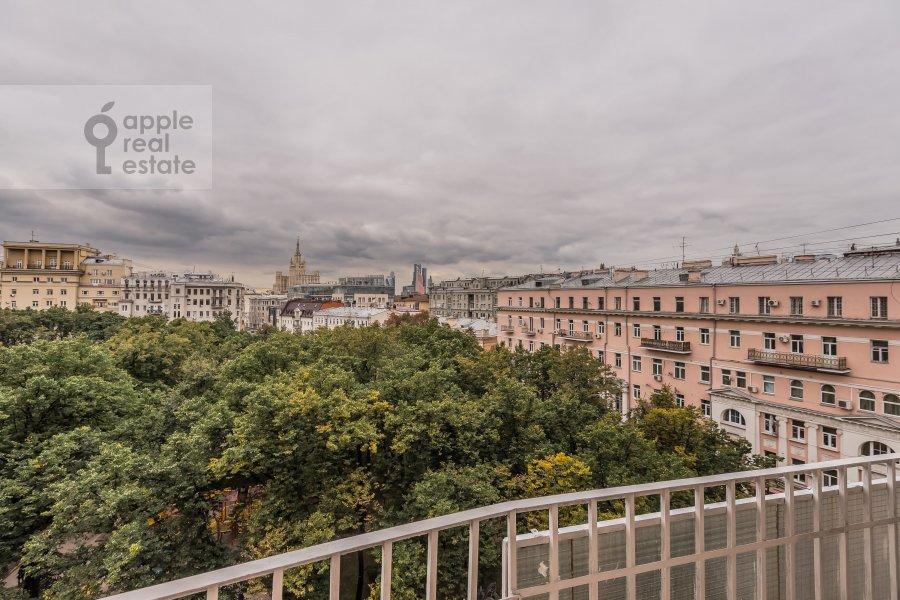 Балкон / Терраса / Лоджия в 4-комнатной квартире по адресу Бронная Малая ул. 38