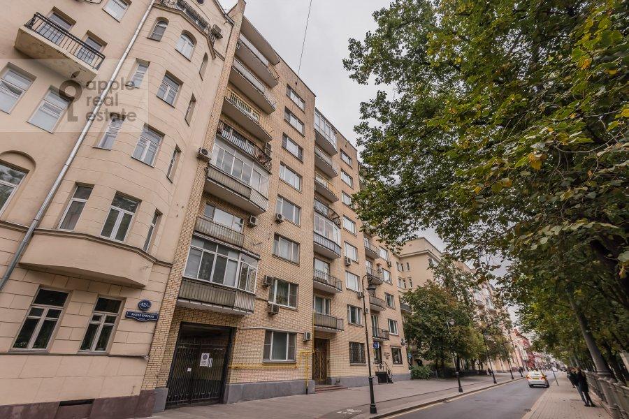 Фото дома 4-комнатной квартиры по адресу Бронная Малая ул. 38