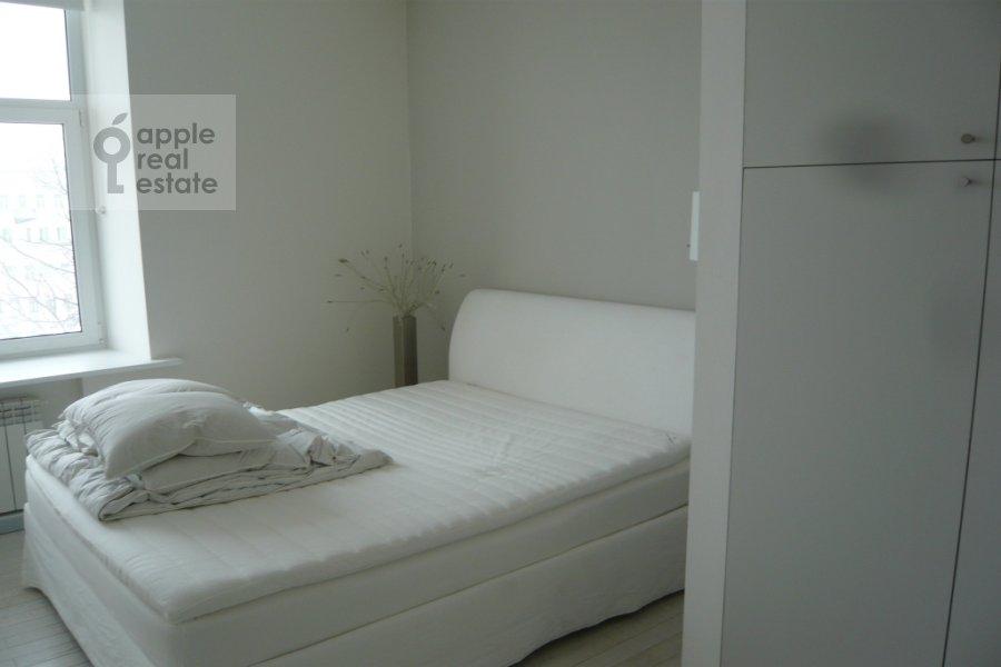 Спальня в 3-комнатной квартире по адресу Карманицкий пер. 3c1
