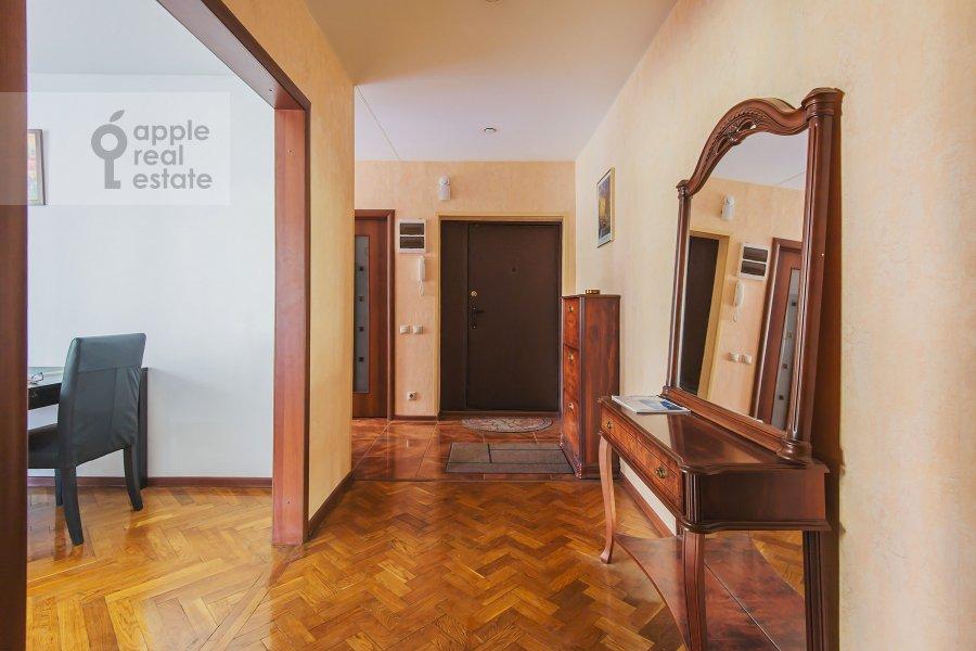 Corridor of the 3-room apartment at Miusskaya 2-ya ul. 3/5