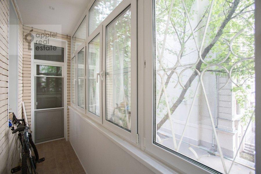 Поэтажный план 3-комнатной квартиры по адресу Спиридоньевский пер. 6