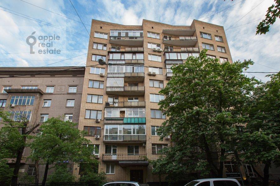 Фото дома 3-комнатной квартиры по адресу Спиридоньевский пер. 6