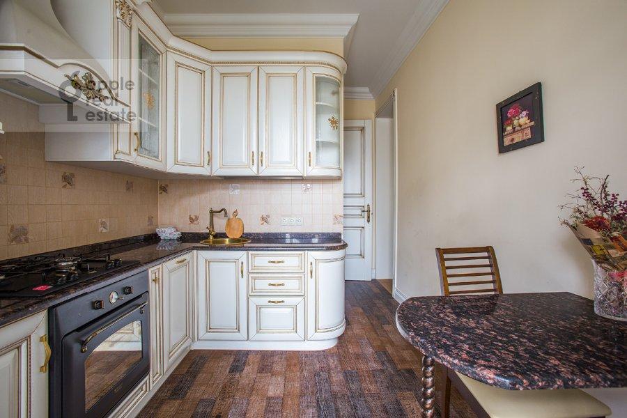 Kitchen of the 2-room apartment at Dorogomilovskaya Bol'shaya ul. 4
