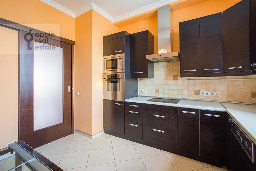 Кухня в 3-комнатной квартире по адресу Златоустинский Большой пер. 3Ас2
