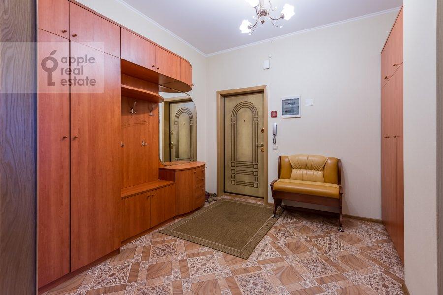 Corridor of the 3-room apartment at Yablochkova ul. 16