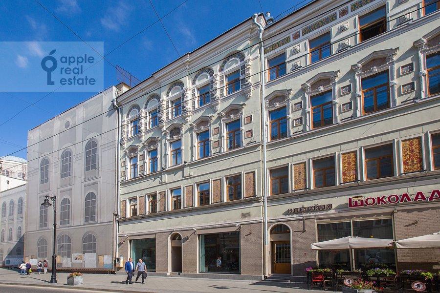 Фото дома 3-комнатной квартиры по адресу Мясницкая ул. 24/7с2