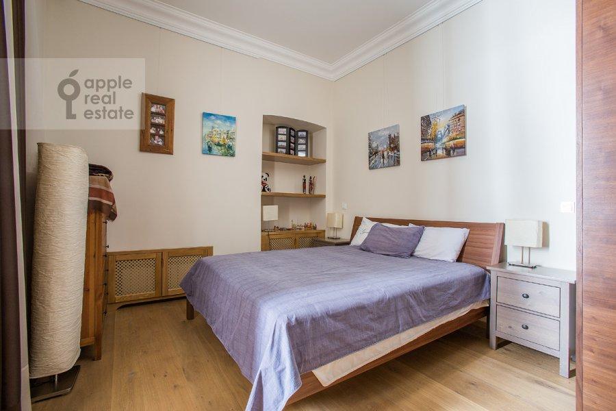 Спальня в 3-комнатной квартире по адресу Мясницкая ул. 24/7с2