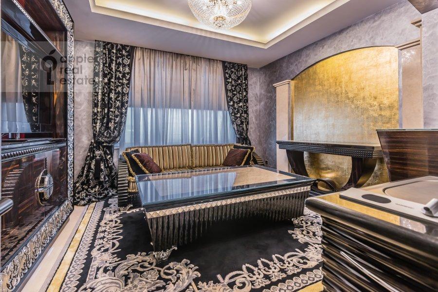 Детская комната / Кабинет в 4-комнатной квартире по адресу Смоленский 1-й пер. 17