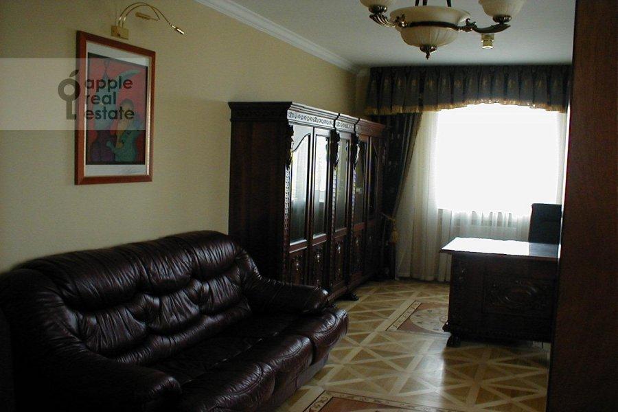 Детская комната / Кабинет в 3-комнатной квартире по адресу Зоологическая ул. 22
