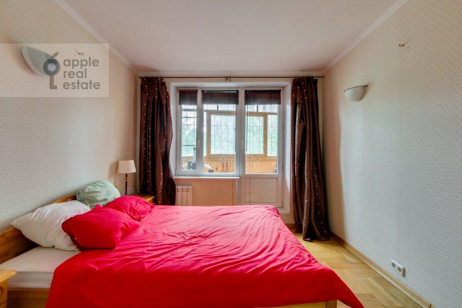 Спальня в 4-комнатной квартире по адресу Теплый Стан ул. 3
