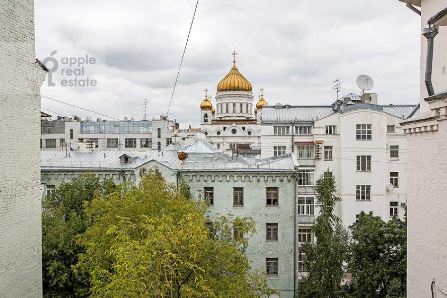 Фото дома 3-комнатной квартиры по адресу Пожарский пер. 8