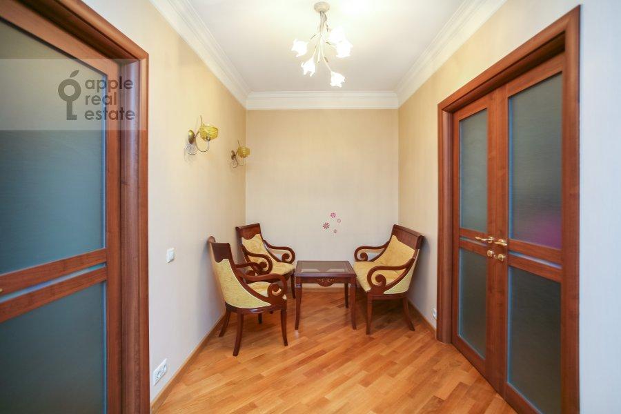 3-комнатная квартира по адресу Рублевское шоссе 24к2