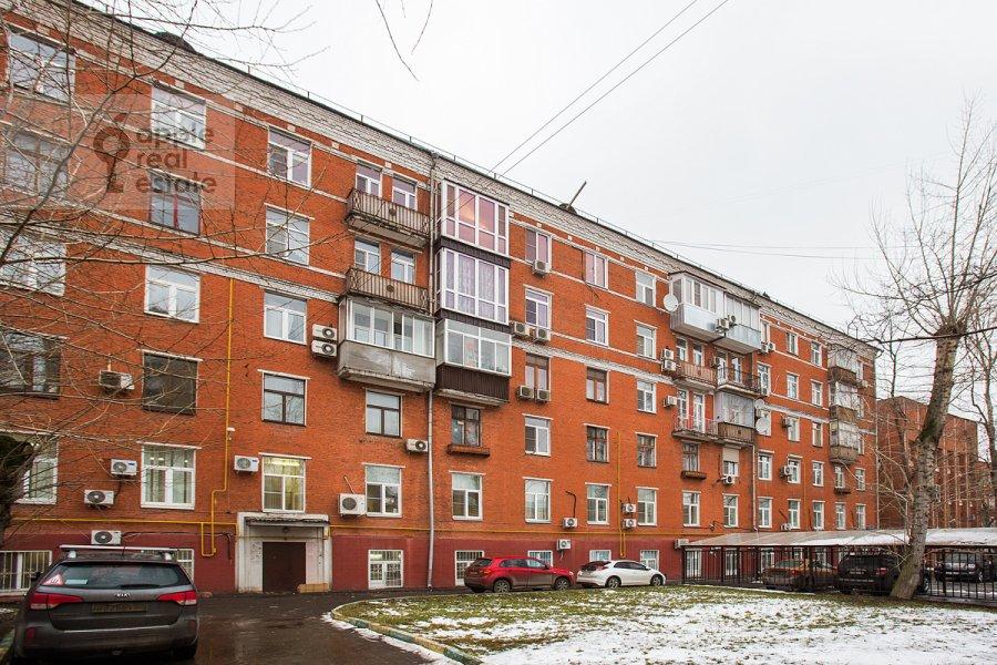 Photo of the house of the 4-room apartment at Kazakova ul. 17/1s1