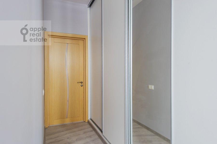Corridor of the 2-room apartment at Akademika Anokhina ul. 2k4