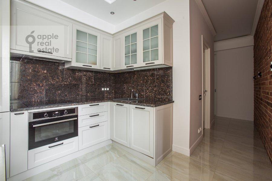 Kitchen of the 2-room apartment at Bol'shoy Patriarshiy per. 8s1