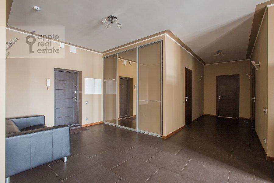 Коридор в 3-комнатной квартире по адресу Чапаевский пер. 3
