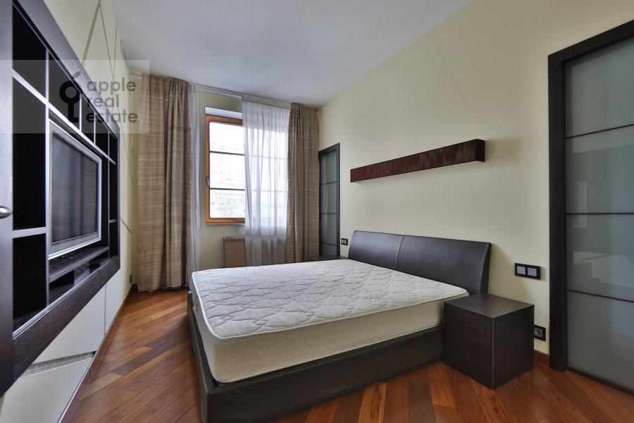Спальня в 4-комнатной квартире по адресу Руновский переулок 10с1