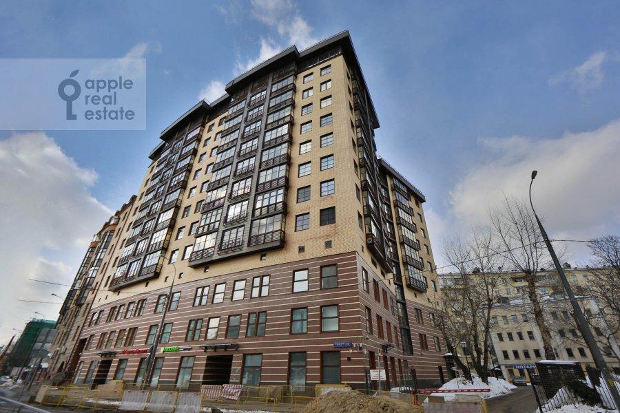 Фото дома 4-комнатной квартиры по адресу Руновский переулок 10с1