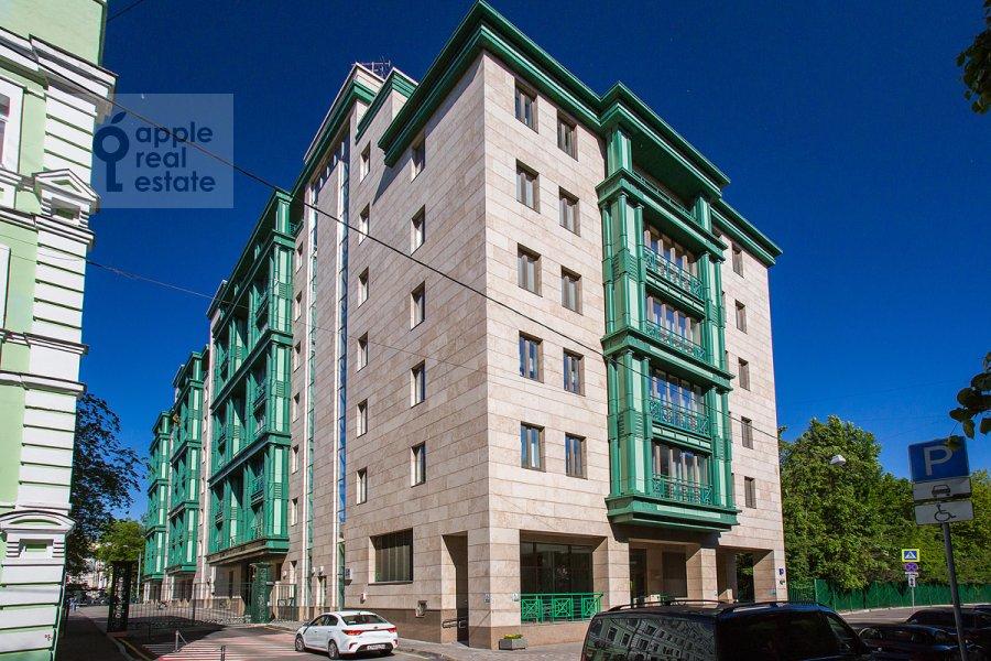 Фото дома 2-комнатной квартиры по адресу Богословский пер. 12А