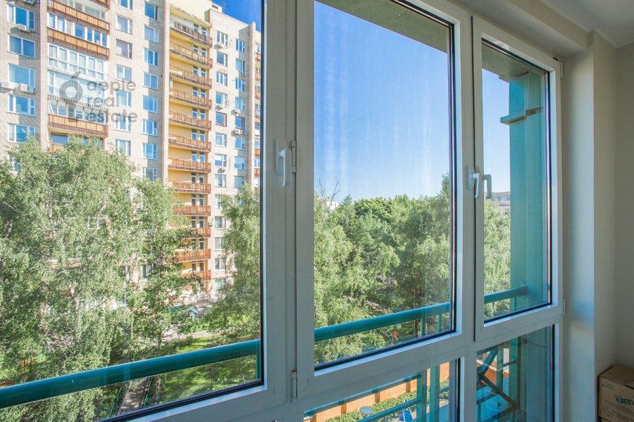 Балкон / Терраса / Лоджия в 2-комнатной квартире по адресу Богословский пер. 12А