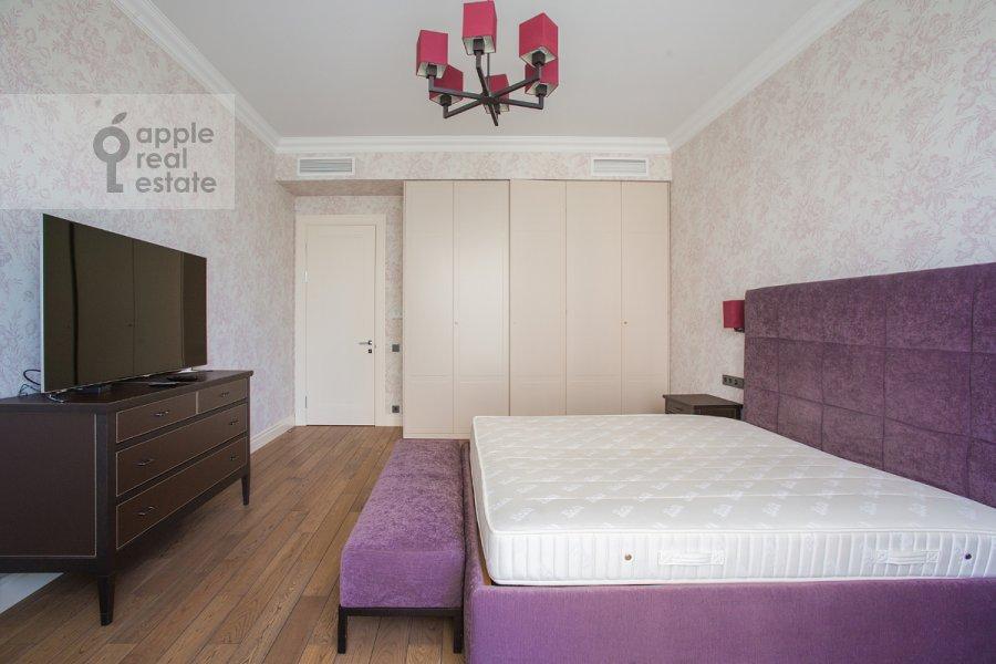 Спальня в 2-комнатной квартире по адресу Богословский пер. 12А