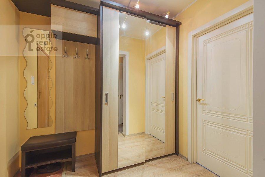 Corridor of the 1-room apartment at Velozavodskaya ul. 2k3