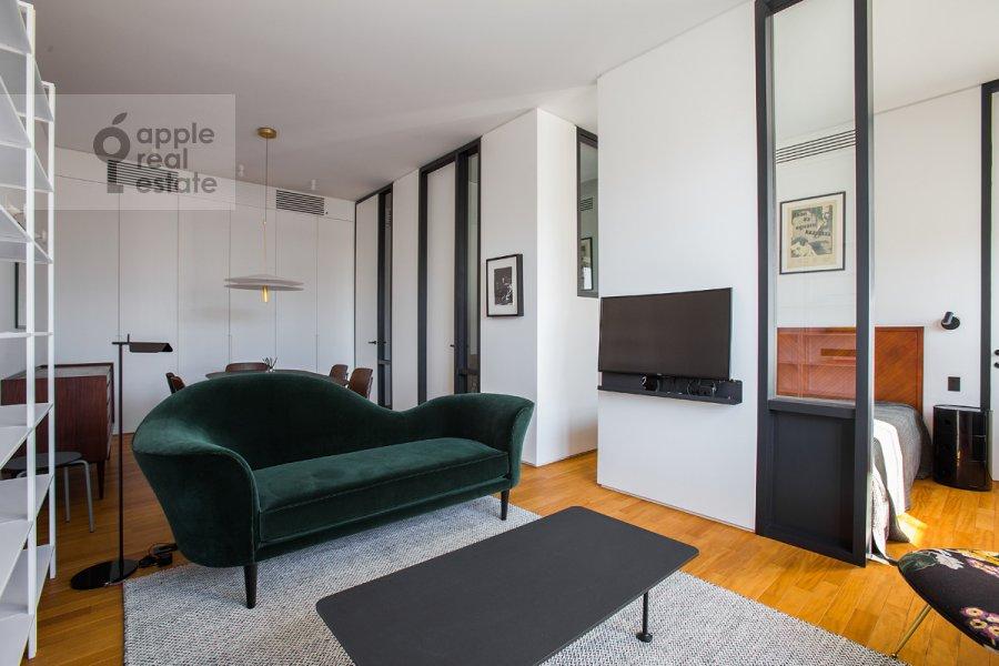 1-комнатная квартира по адресу Лялин переулок 8c2
